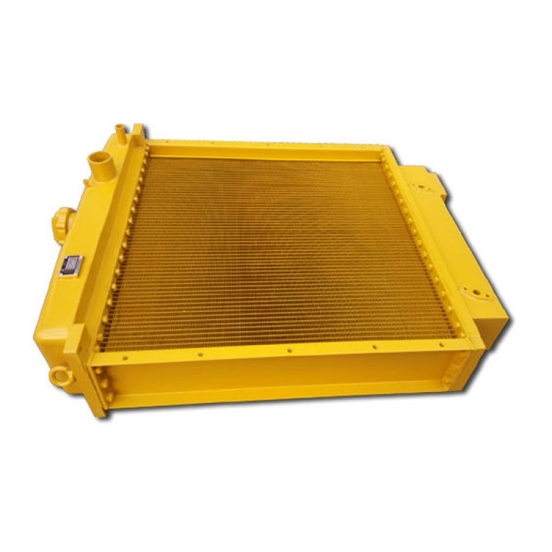 Shantui Bulldozer Spare Parts SD16 Radiator assembly 16Y-03A-03000