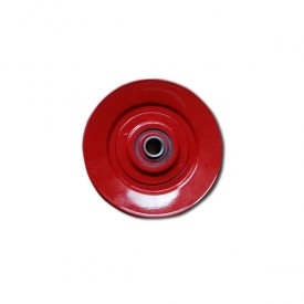 Case excavator pulley 428848A1