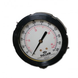 Sunward Air supply pressure gauge 250032-761